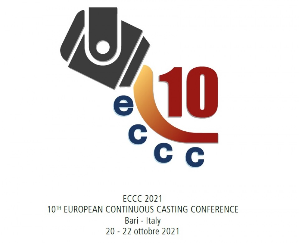 10th European Continuous Casting Conference – ECCC –